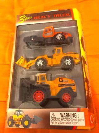 Toy Car 玩具工程車