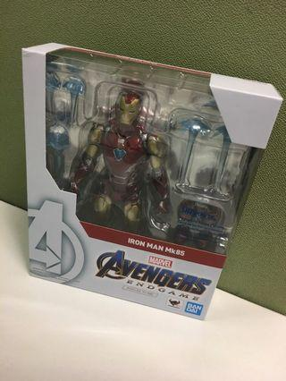 SHF Avengers Endgame Iron man Mark 85
