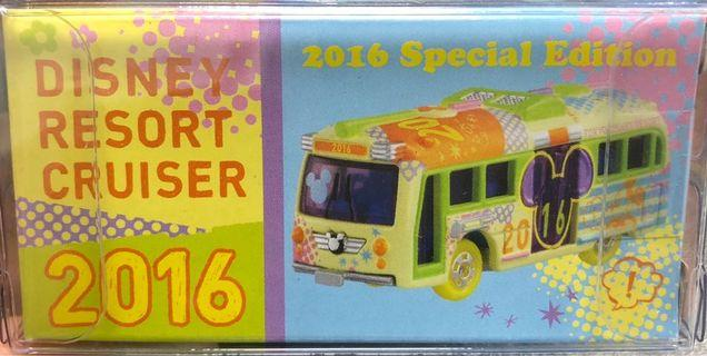 Tomy Tomica Disneyland 2016 Special Edition Cruiser