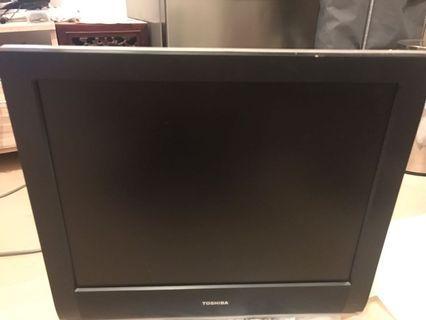 """LCD Color TV & PC (Model : 20v300h) 20"""""""