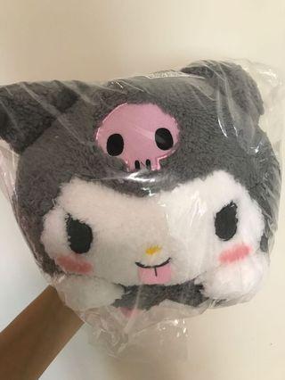 Kuromi 2019年新款 Sanrio 公仔 申脷 趴趴公仔
