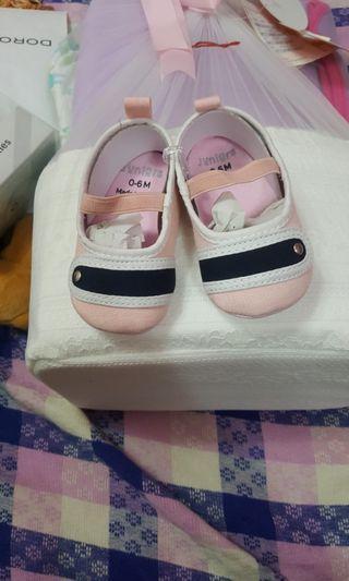Baby shoes booties kasut bayi