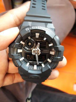 Casio Gshock Ga700 original