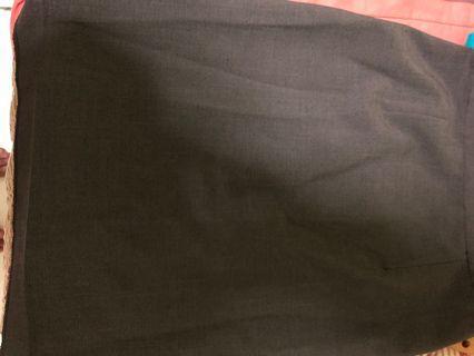 Office Knee Length Skirt