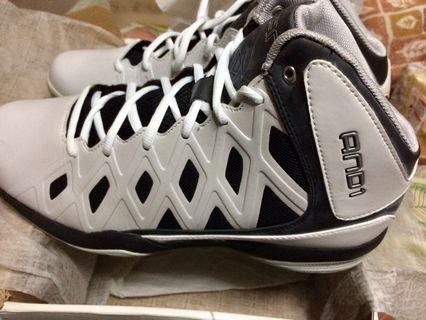 bf9c763d760842 AND1 100% legit basketball shoes Unbreakable mid cut