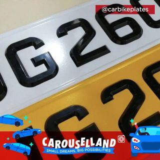 carbikeplates - Carouselland 2019 Featured Sellers