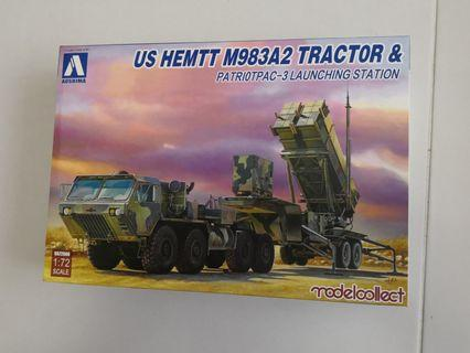 🚚 Aoshima US HEMTT Patriot Pac3