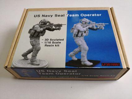 🚚 Navy Seals 1/16 resin kit