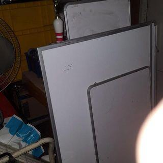 Whiteboard Clearance..used But Good Condition Size Fron $10