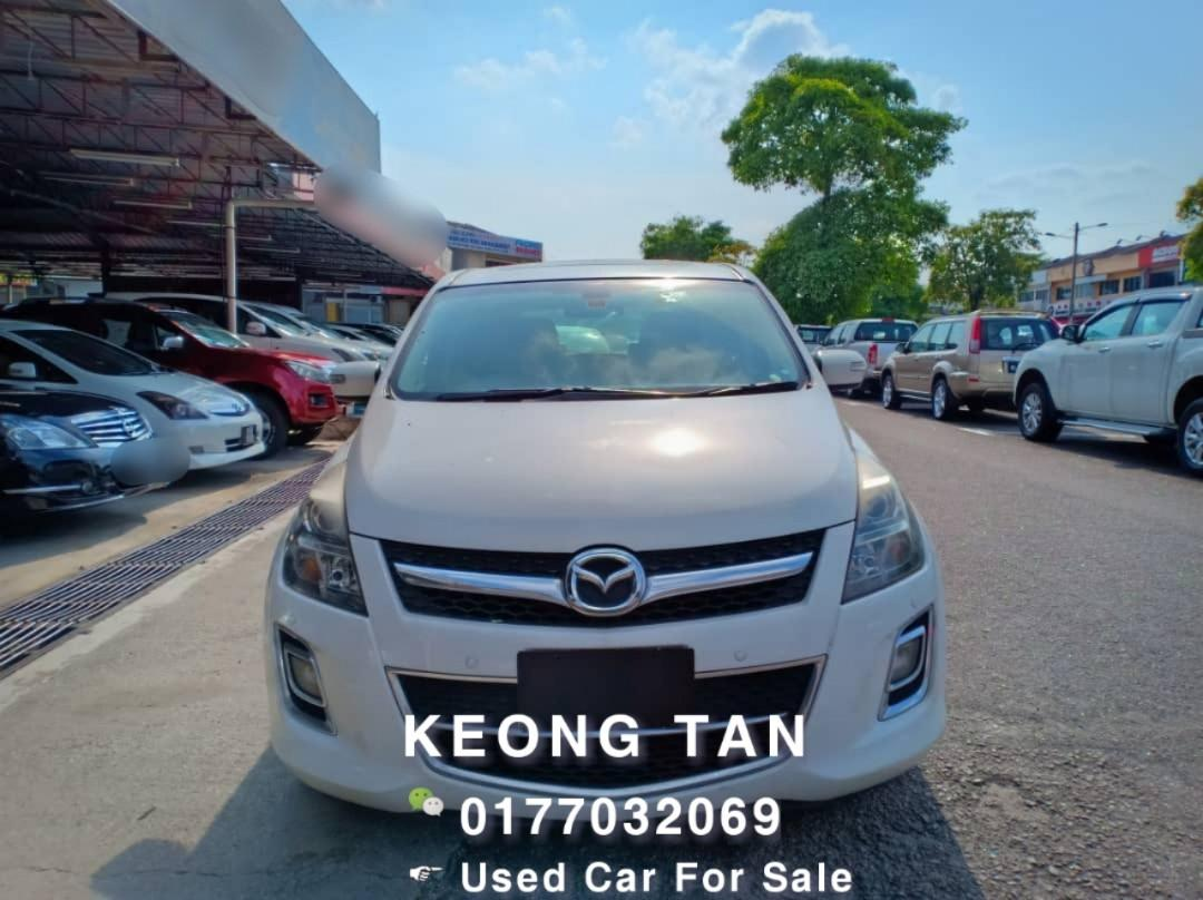 2010TH🚘MAZDA 8 2.3AT 7SEAT MPV Carking POWER DOOR Cash💰OfferPrice💲 Rm56,500 Only‼ Lowest Price InJB 🎉📲 Keong‼🤗
