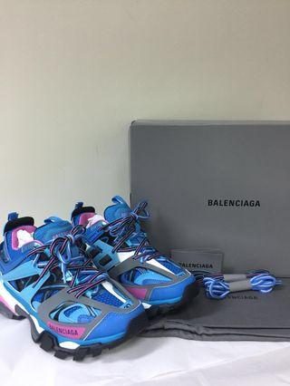 Balenciaga Track Trainers Sneakers Size 37