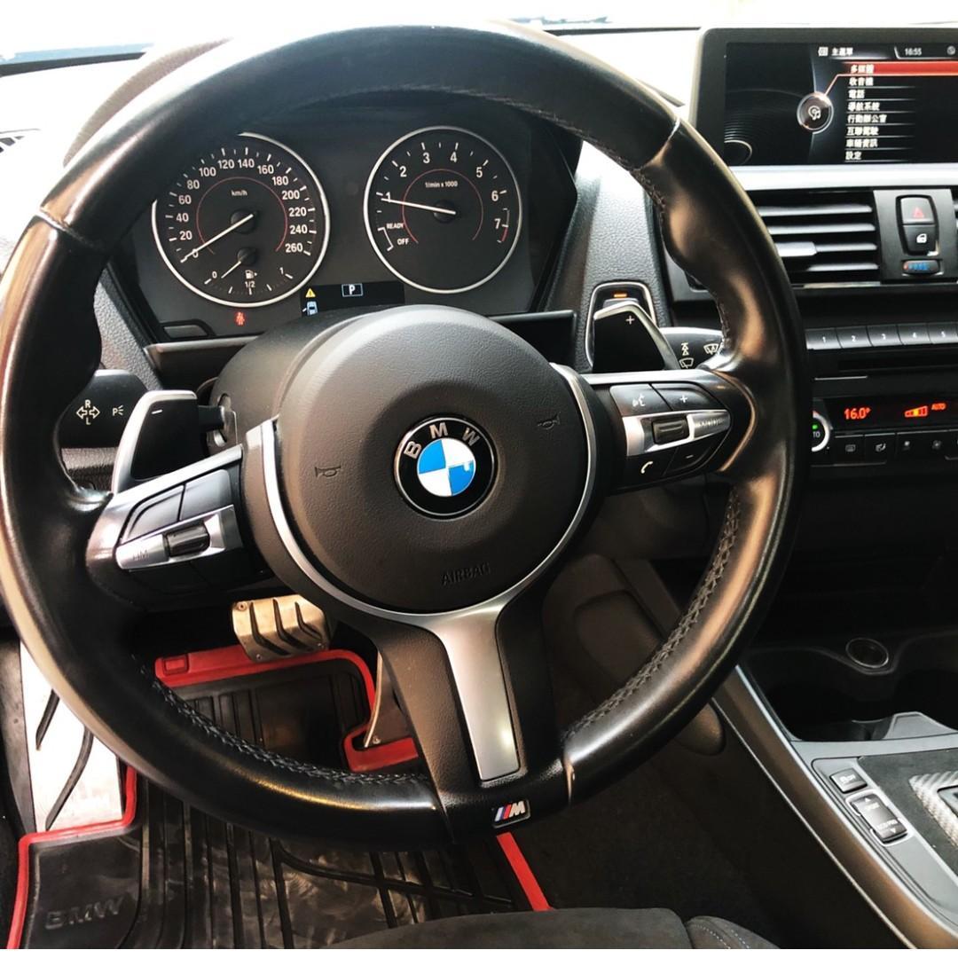 2015年 BMW 125i M-sport