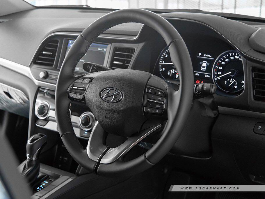Lease To Own - Hyundai Avante Brand New  - LTO Rental