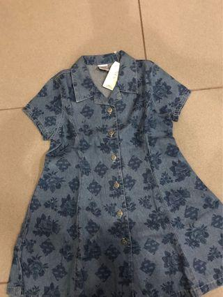 BNWT Next Girl's Dress