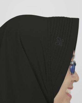 Khimar Zipper Hijab Alila Preloved