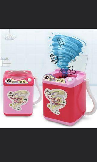 (現貨)洗衣機 刷具 玩具 可排水 類似款
