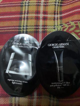 Giorgio Armani cream serum