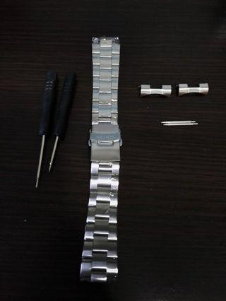 Brand New Seiko 22mm Oyster Bracelet that fits SKX 007 / 009 / 011