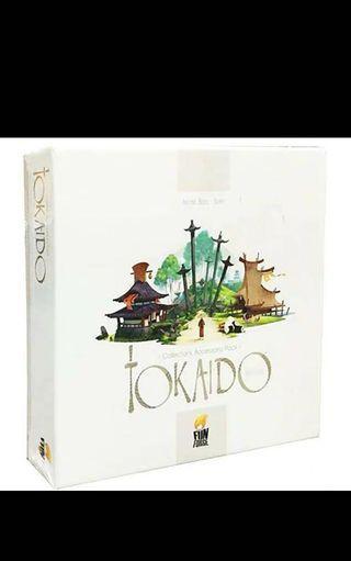 [Instock] Tokaido Board Game