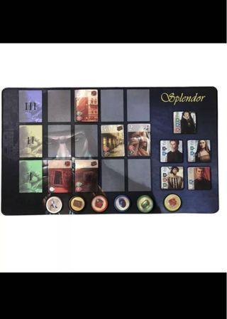 [BNIP] Splendor Board Game Playmat