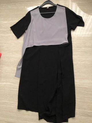 🚚 Layered Shift Dress