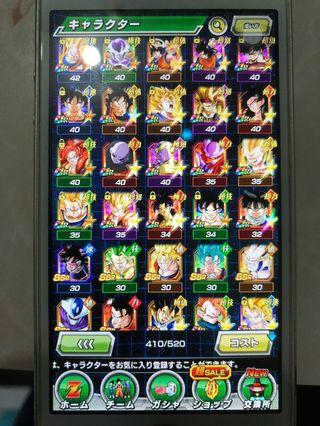 龍珠 Dokkan Battle(日版)