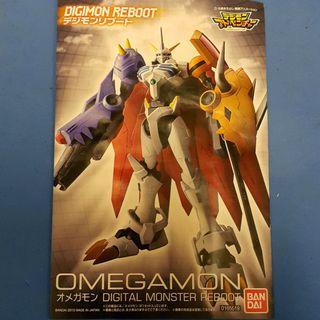 數碼暴龍 Omegamon 奧米加獸 =Bandai