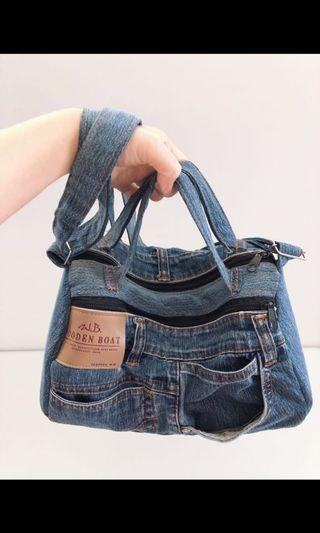 DENIM BAG 💙 $20-25 each // All for $80