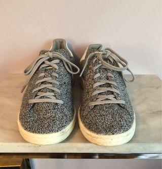 Adidas Stan Smith Heather Grey Fabric 9 (Men's 7)