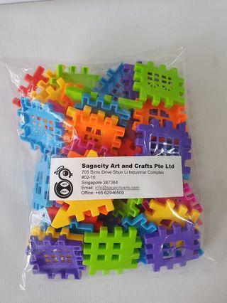 Manipulative Toys - Building Puzzle
