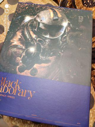Black 13 Park 第五彈 暗黑航天貓