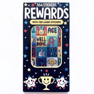 384 Mini Stickers <Rewards>