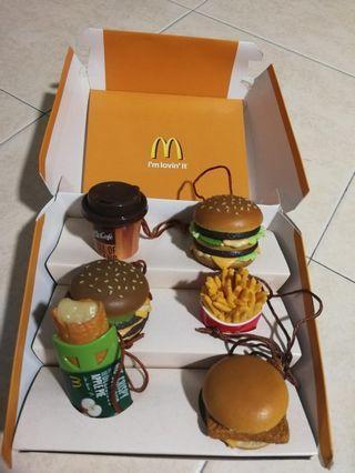 McDonald's Collection Set 2011