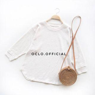 Deolin Top || White Shirt