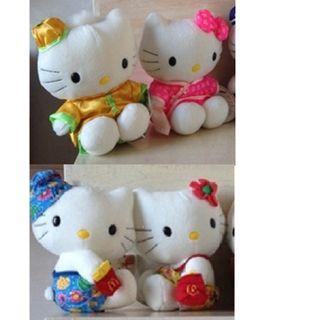 麥當勞 McDonald x Hello Kitty情侣服裝系列  海灘泳裝 +中國篇服裝
