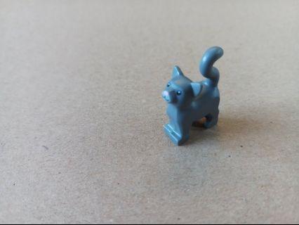 """全新 Lego 配件 動物 Cat No. 2 """"No.3"""" 黑貓 (6122110) 1pcs"""