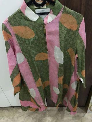 Tunik Blouse atasan Dian Pelangi Batik