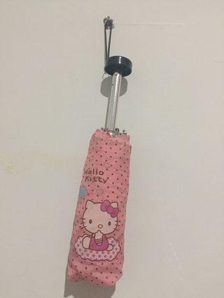 payung Hello Kitty