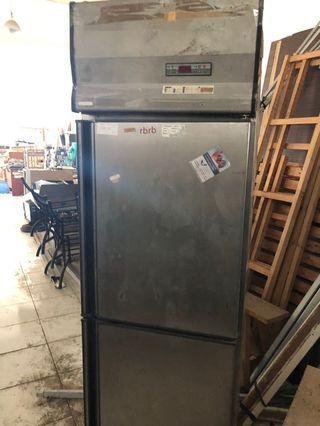 Chiller freezer GEA
