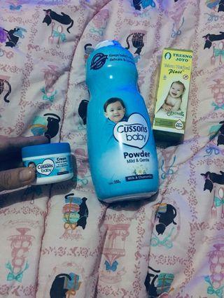 Cussons baby dan tresno Joyo