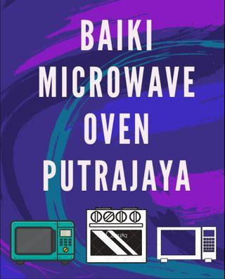 Repair Oven Microwave