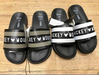 Sandal Mickey Rubi 2 Pairs