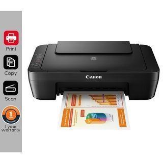 Canon all in 1 printer brand new