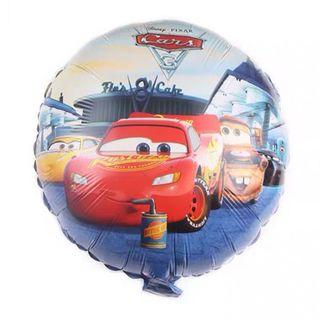 Disney Cars Party supplies - cars balloons / lightning McQueen/ party deco