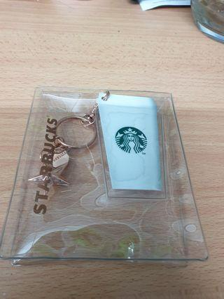 Starbucks Singapore Frap Key Chain
