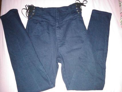Highwaisted pants