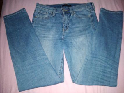 Uni qlo jeans