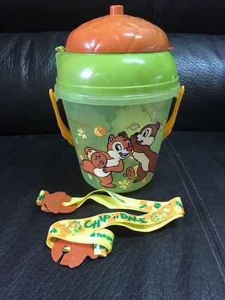 日本東京迪士尼Chip N Dale 爆谷桶