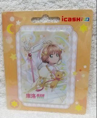 預售台灣 庫洛魔法使 百變小櫻icash2.0 小櫻 小可