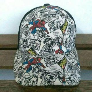 SPIDERMAN Universal Studio x Marvel Trucker Hat